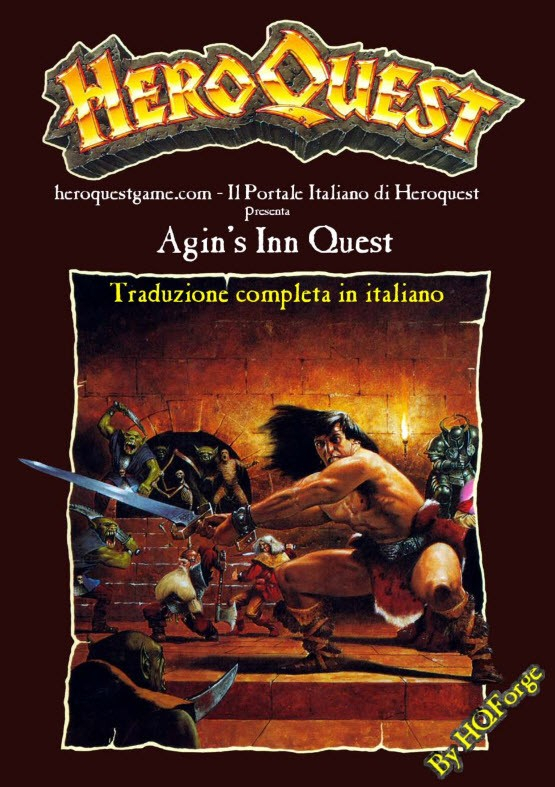 Agin's Inn Quest in italiano!
