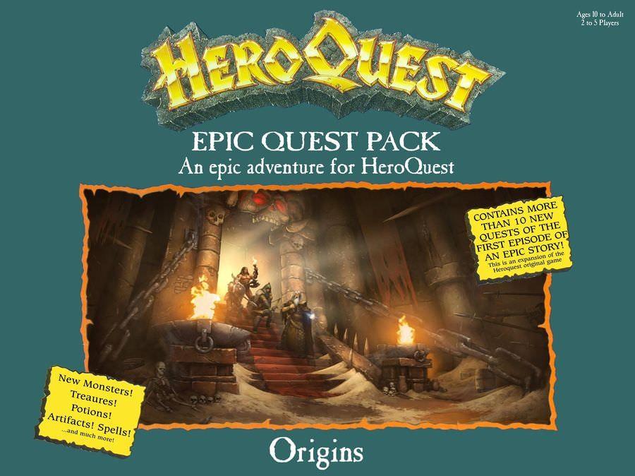Epic Quest - Ep.1 - Box [ENG]