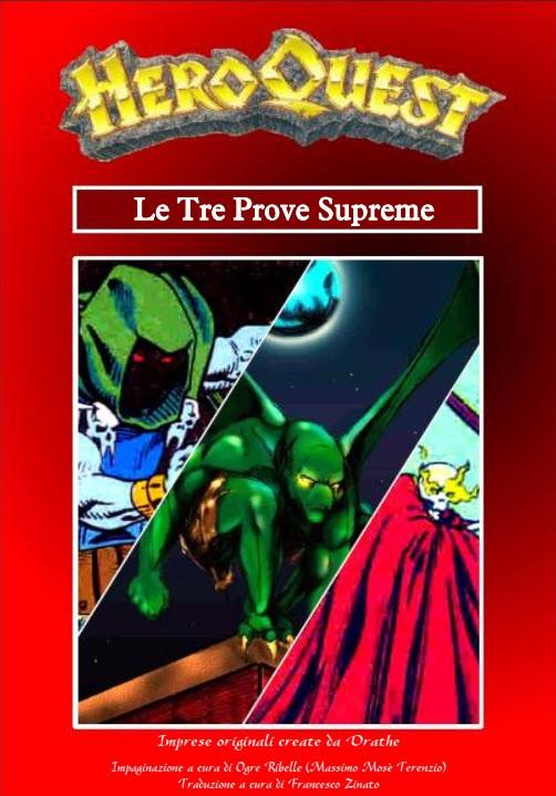 Le Tre Prove Supreme