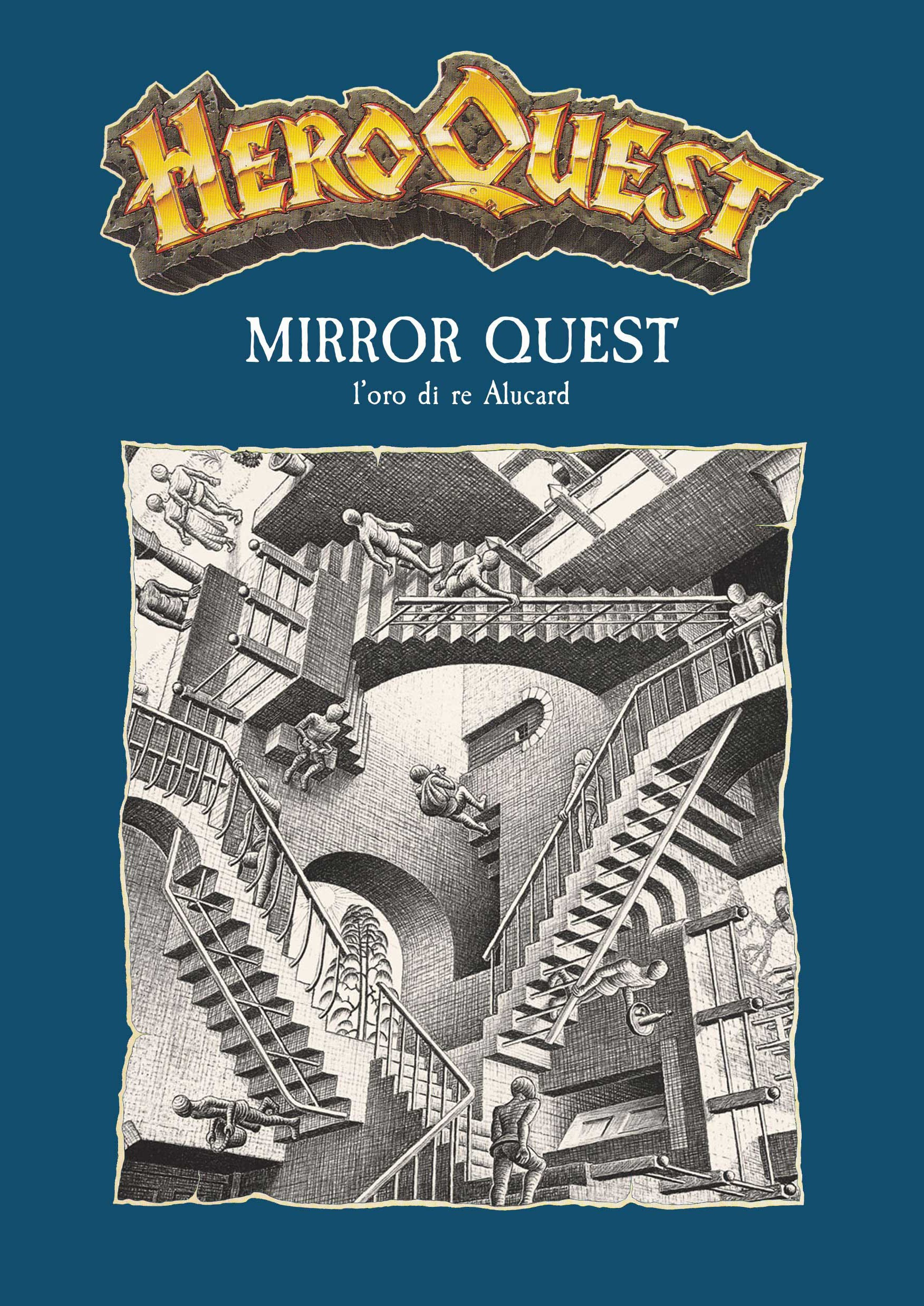 Mirror Quest - L'oro di Re Alucard
