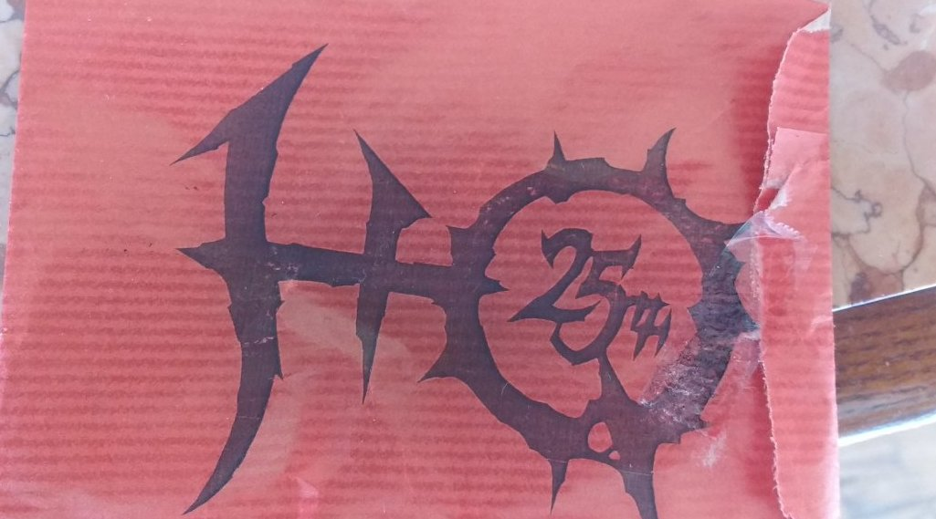Heroquest 25th: la prima consegna!