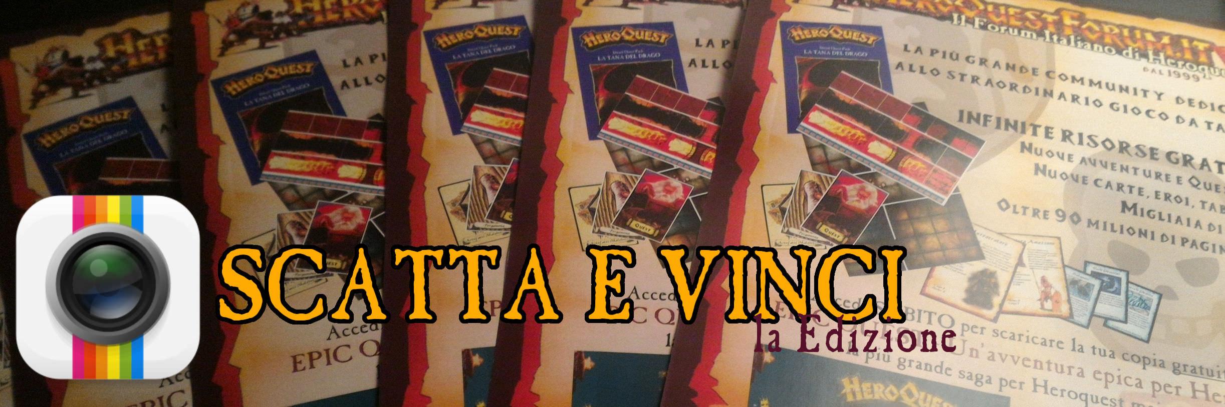 Scatta e Vinci - 1a Edizione