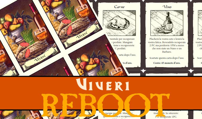 Carte Viveri [Reboot]