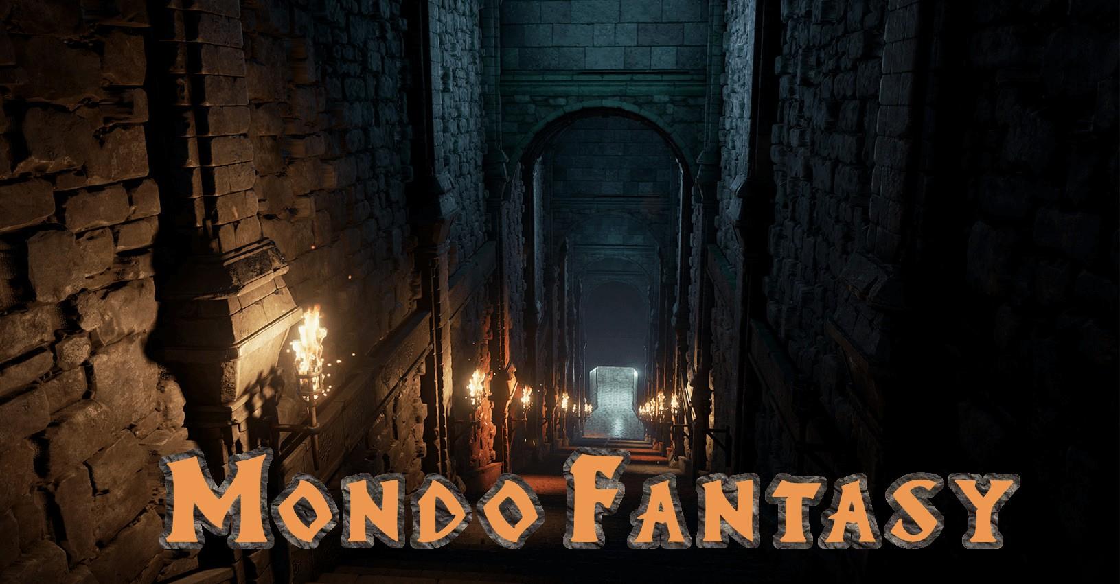 Mondo Fantasy adesso è online