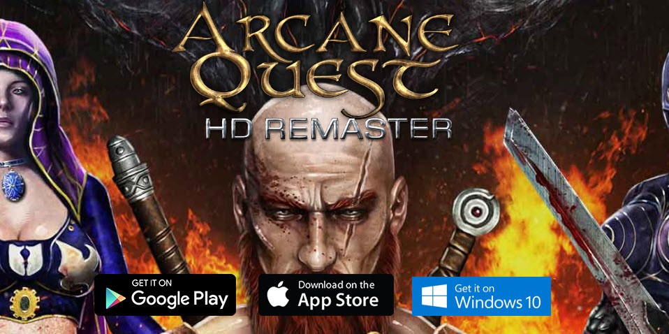 Arcane Quest 1 Remastered HD