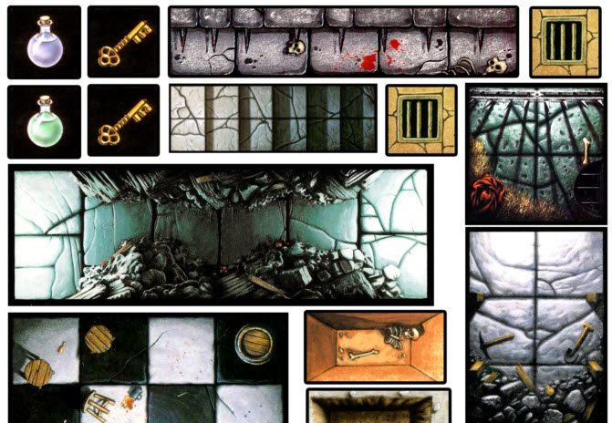 Dungeon Tile Pack