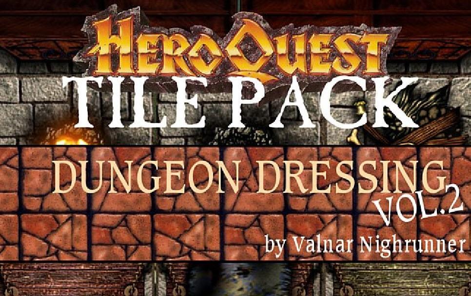 Dungeon Dressing: il secondo volume