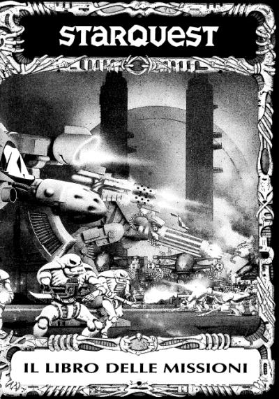 Missione: Dreadnought - Il Libro delle Missioni [ITA]