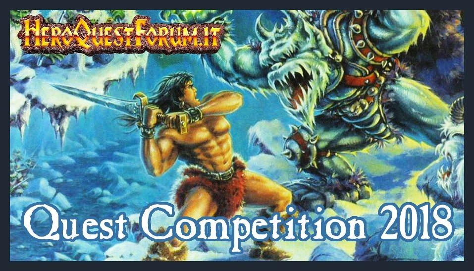 Quest Competition 2018 - Il Regolamento