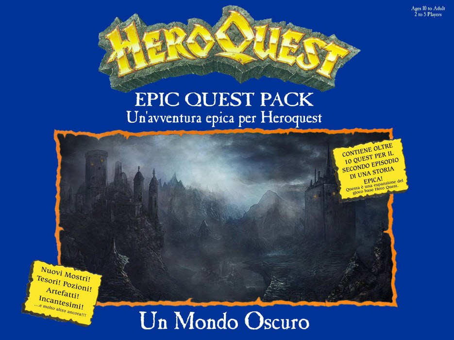 Epic Quest - Episodio 2: Un mondo oscuro