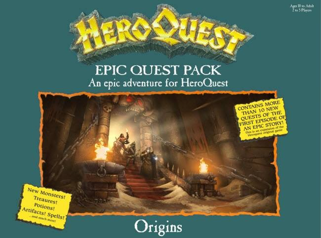 "Epic Quest ""Origins"". Il primo episodio online in inglese"