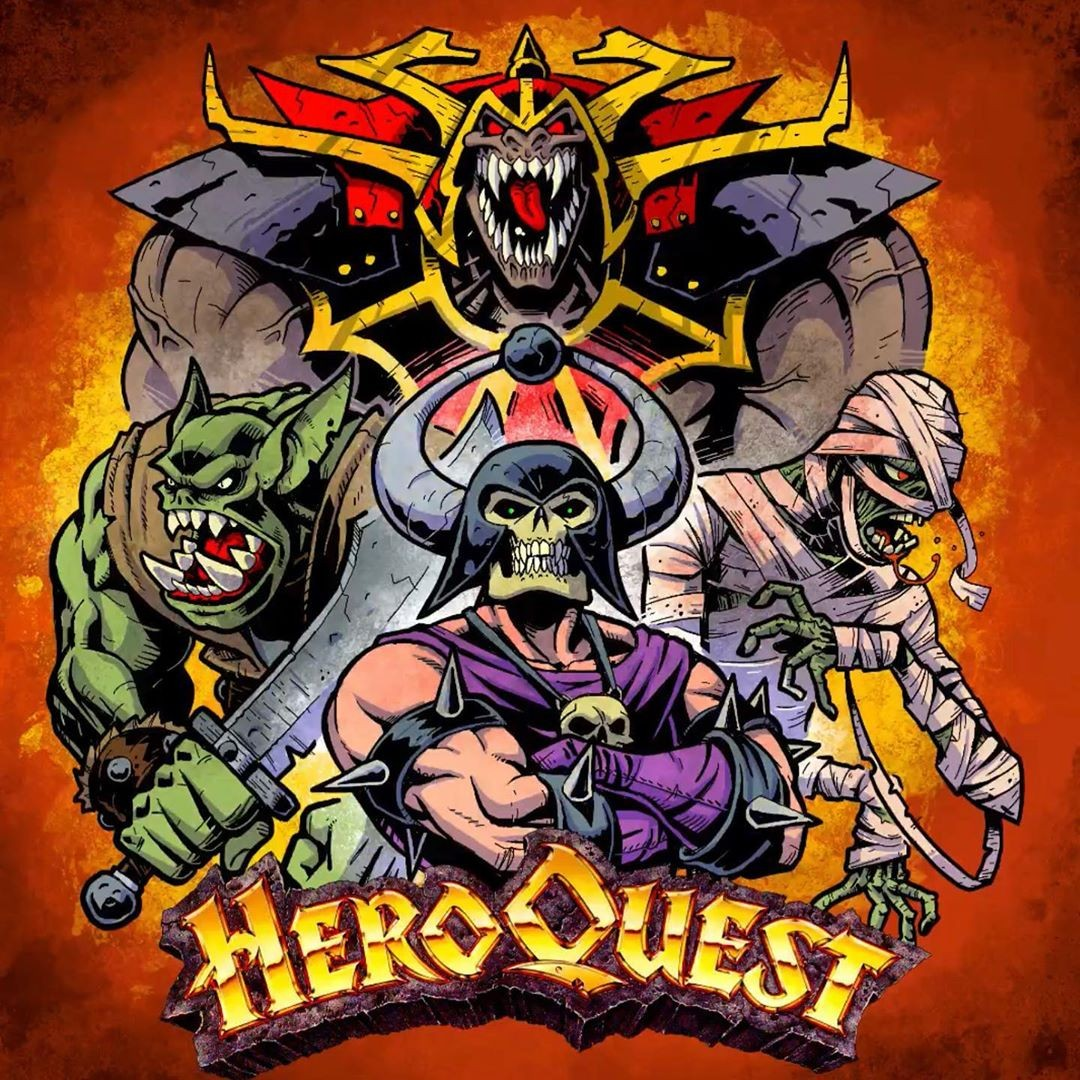 Alan Kerr HeroQuest Monsters.jpg
