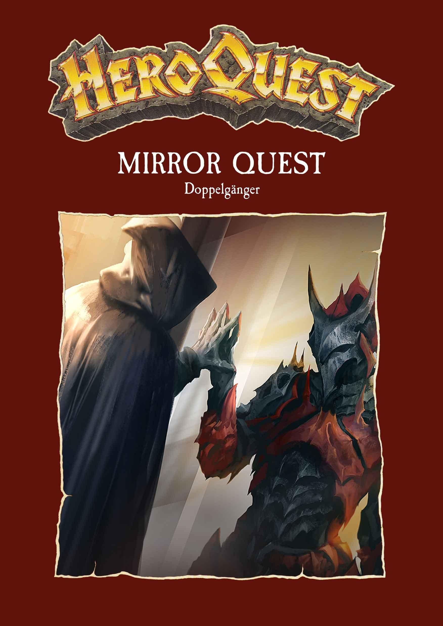 Mirror Quest - Doppelgänger