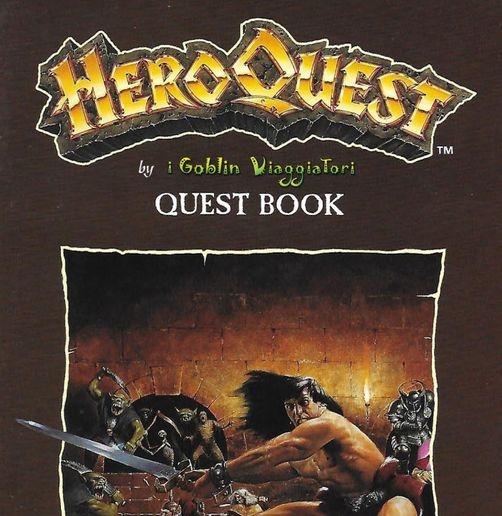 Heroquest by I Goblin Viaggiatori