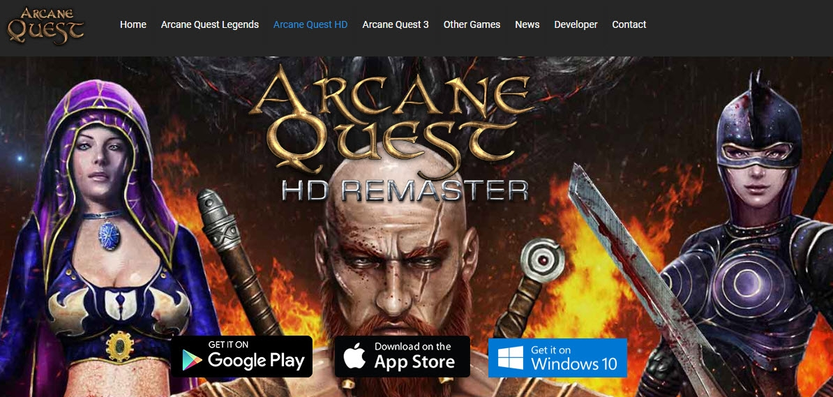 Arcane Quest 1 Remastered - Un regalo per tutti